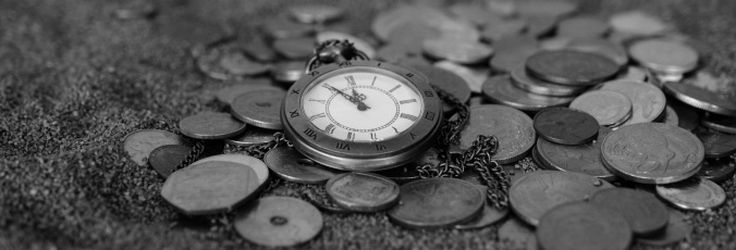 Time comes from Money - Money comes from Time